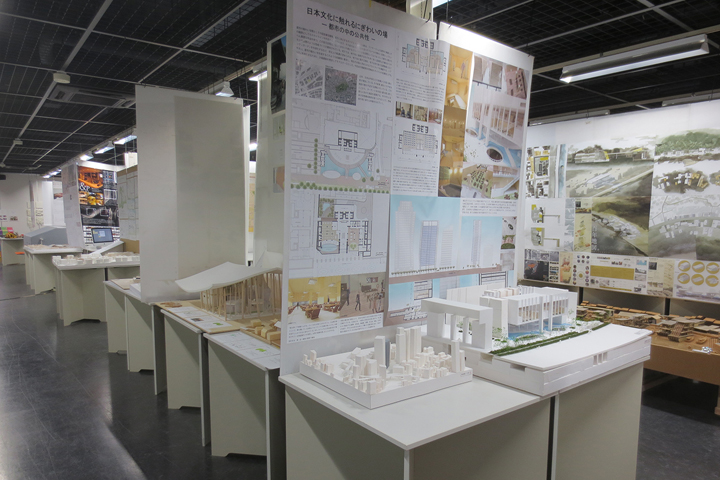 第7回 大阪工業大学 工学部 空間デザイン学科 卒業作品展