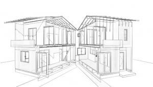 高知市域で想定される地震動に対する木造軸組構法建物の応答に関する研究