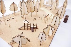 八王子市清川町街区公園のリニューアル計画<br />~子供から高齢者までの幅広い世代の利用を促進する~<br />