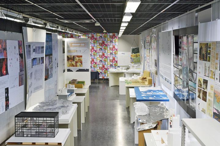 第8回 大阪工業大学 工学部 空間デザイン学科 卒業作品展