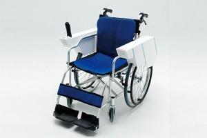 手動車椅子を電動化する提案
