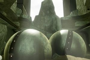 Unreal Engine 4を用いたリアルタイム3Dグラフィックの制作