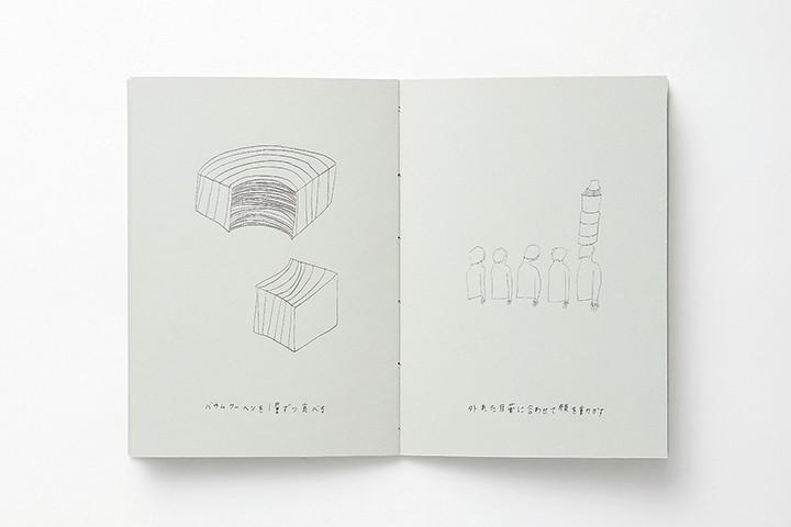「無意識」をテーマとした冊子の制作