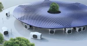 Mobitecture <br />2030年の遊動する住まいとしてのモビリティ