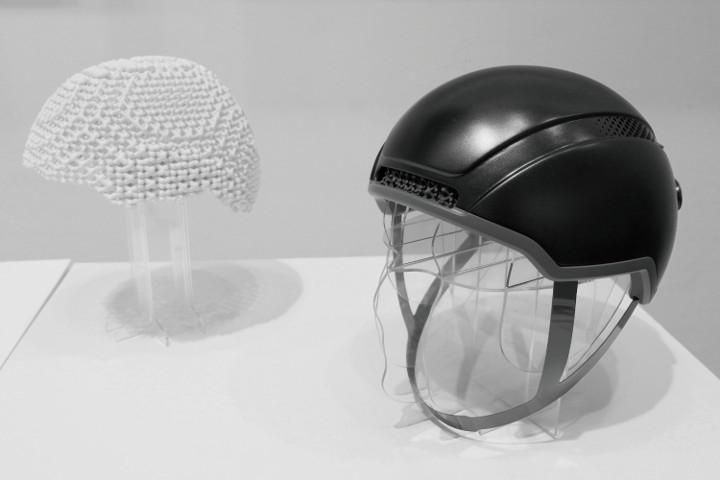 パラメトリックデザインをプロダクトに用いる研究 – ヘルメットへの応用