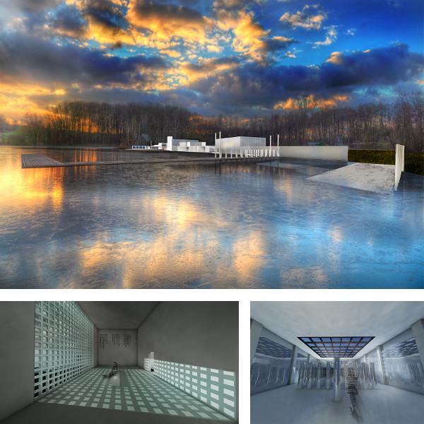 詩の空間  -谷川俊太郎「ミライノコドモ」の建築計画