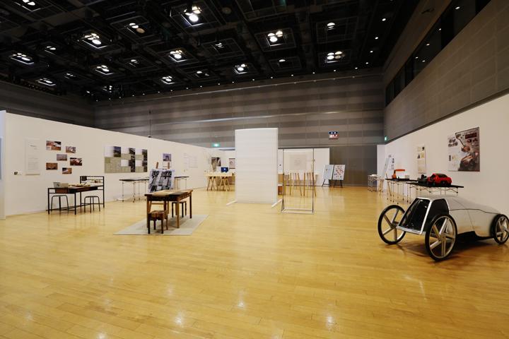 名古屋学芸大学メディア造形学部デザイン学科 第13回卒業制作展