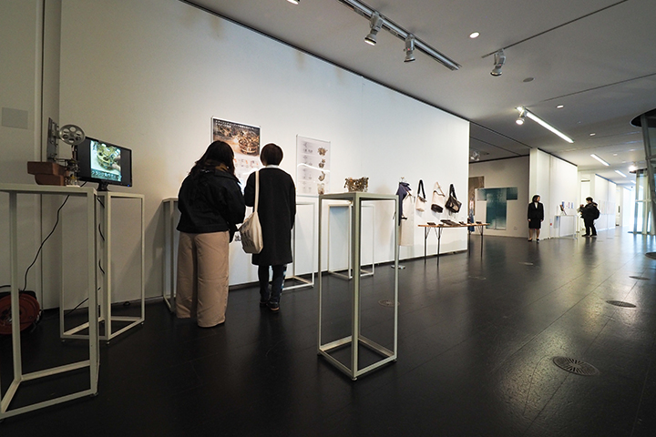 東北工業大学 クリエイティブデザイン学科 卒業制作展2017