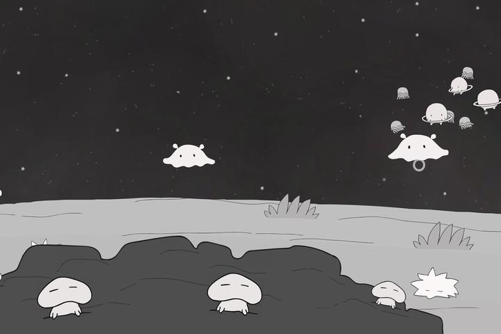 ちいさい惑星